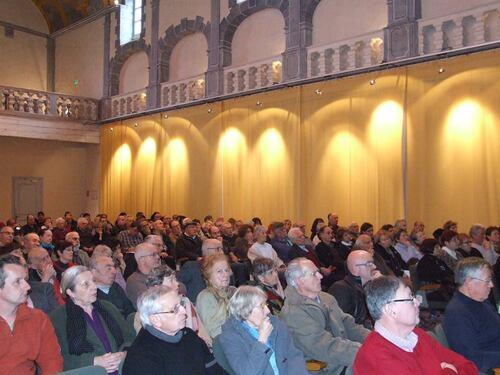 Conférence sur la prison inquisitoriale de Carcassonne.....