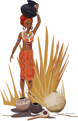 Quelques créations africaines