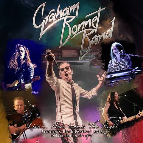 "GRAHAM BONNET BAND - ""Stand In Line"" (Vidéo live)"