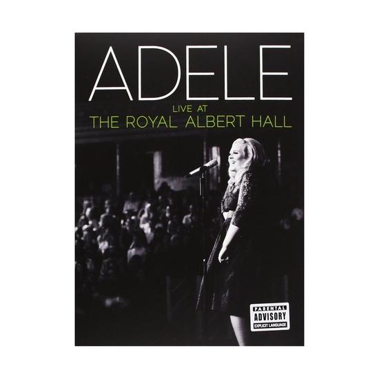 Adele Live at the Royal Albert hall DVD + CD