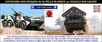 CHINE: divisions spécifiques de la pelle blindée au missile nucléaire (2).