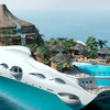 tropical island yacht 2