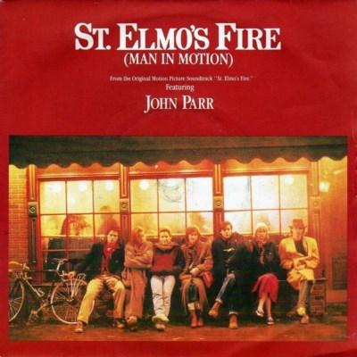 John Parr - St. Elmo's Fire - 1985