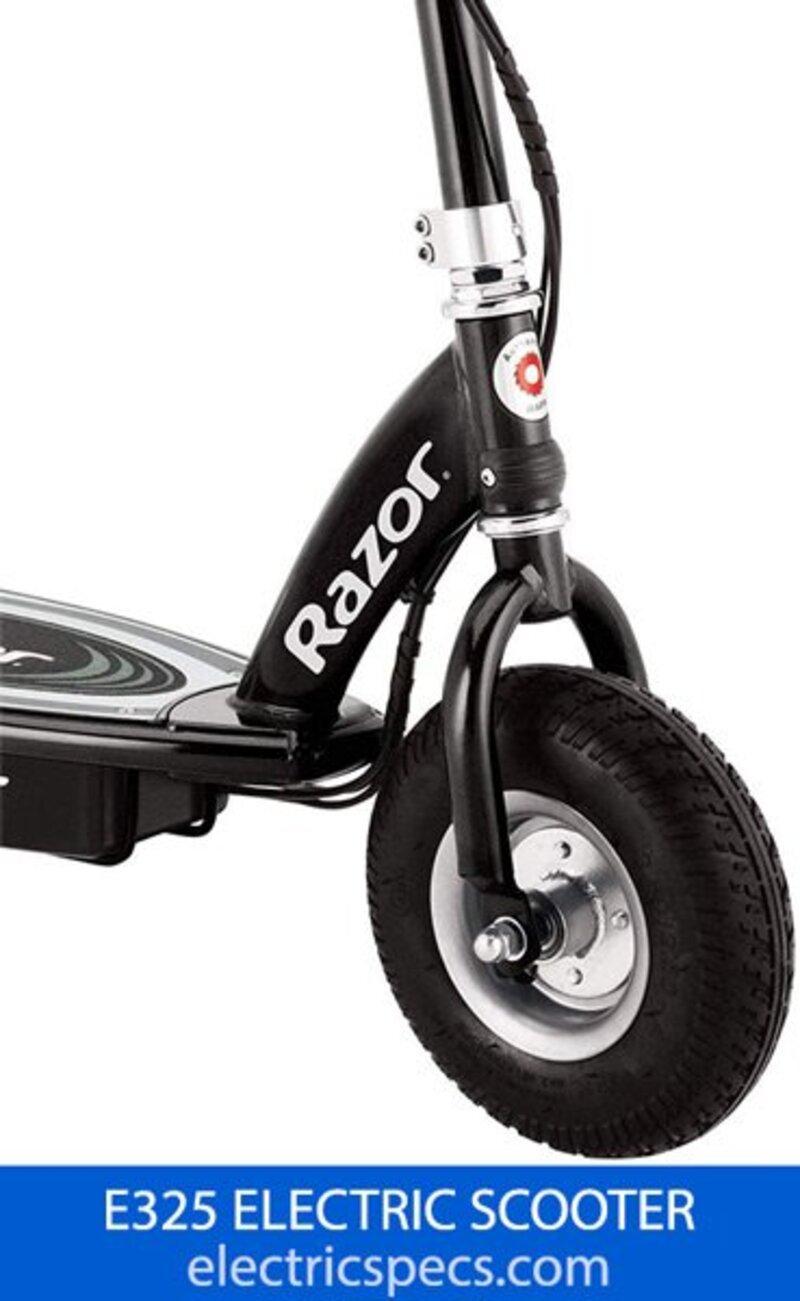 Razor E325 - Mon test complet de la trottinette électrique