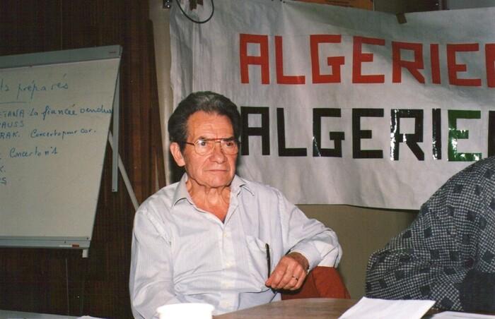 Chalon-sur-Saône n'oublie pas le philosophe Francis Jeanson c'était le 18 novembre 2017 au studio 70