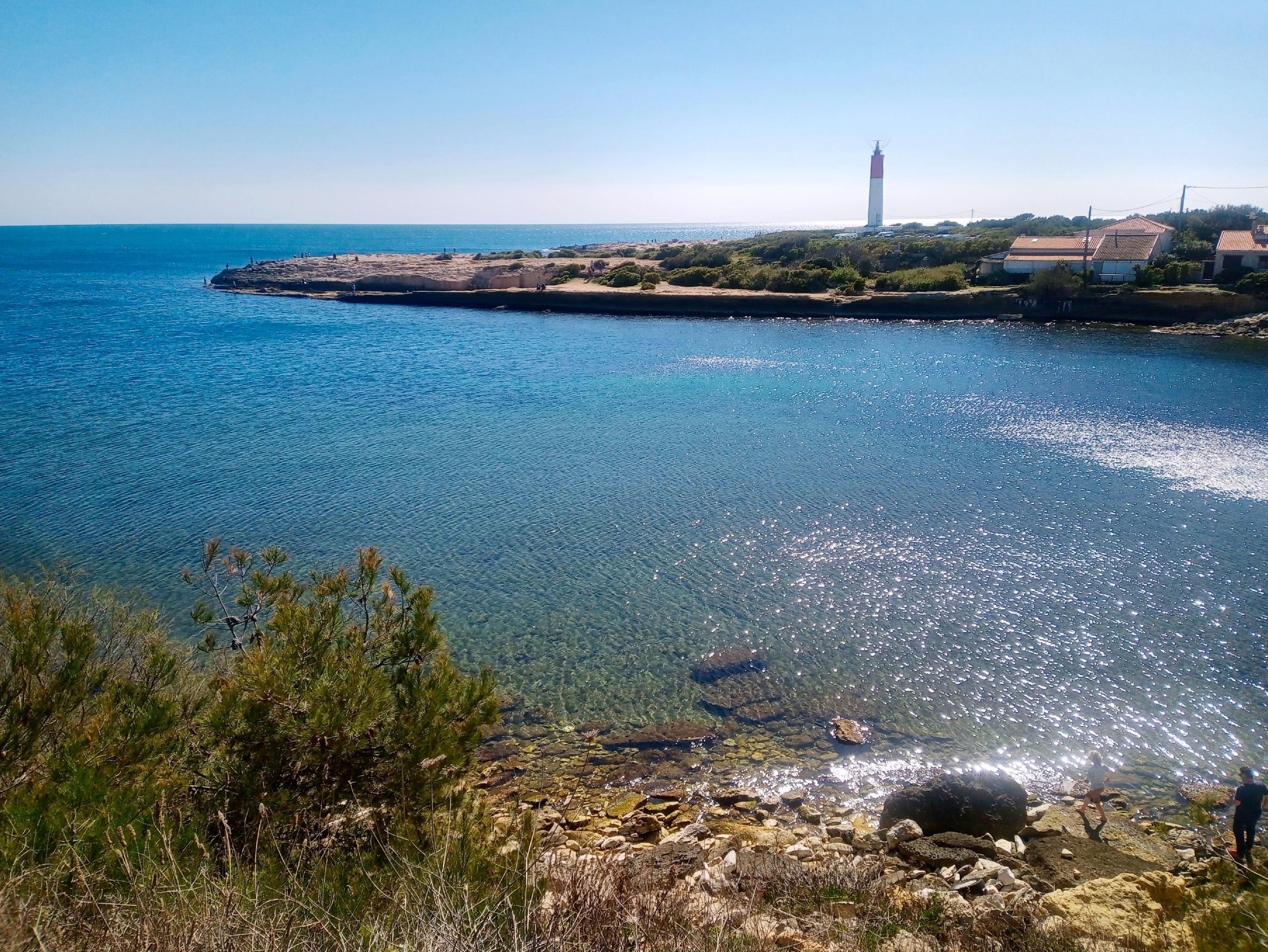 Le Cap Couronne Martigues