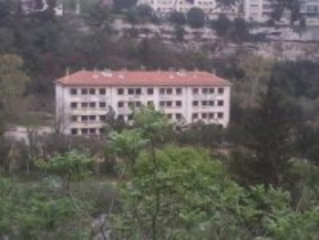 logement des gendarmes vers 1960