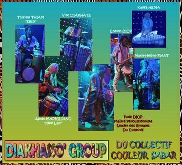 ★ Concert Fodé Diop & Diakhasso'Group [Samedi 16 Février 2019]