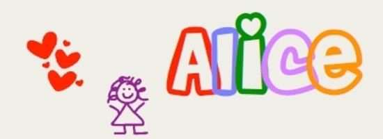 signature alice 6