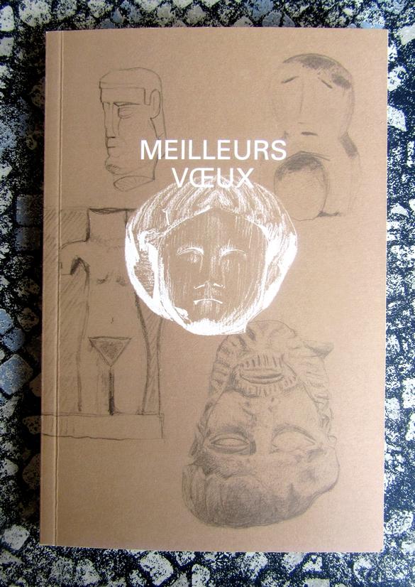 """Eric de Laclos a présenté son livre """"Meilleurs Vœux """", à la galerie des Z'uns possible de Chamesson"""