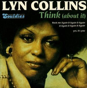 Lyn Collins - Think (About It) (Instrumental) - 1972