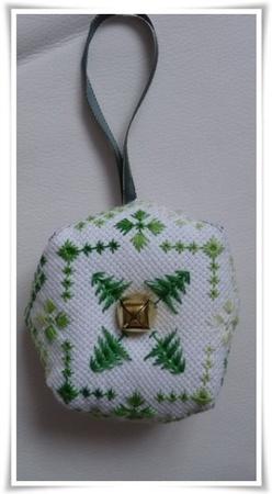 Pendouille de Noël 2015