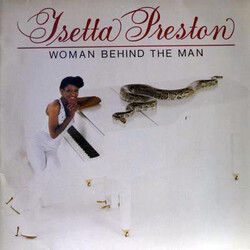 Isetta Preston - Woman Behind The Man - Complete LP