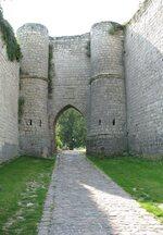 Le Chateau de Picquigny & la collégial.