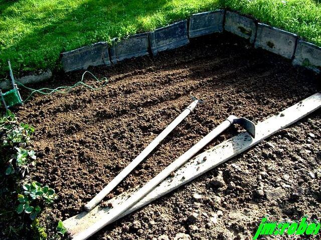 le jardin ou le potager, une solution durant de confinement