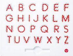 Construire et écrire les lettres capitales