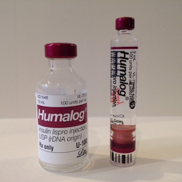 Замена инсулин хумалог