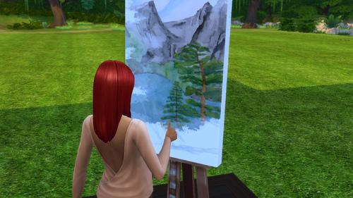 Chapitre 16: La pierre dans le lac.