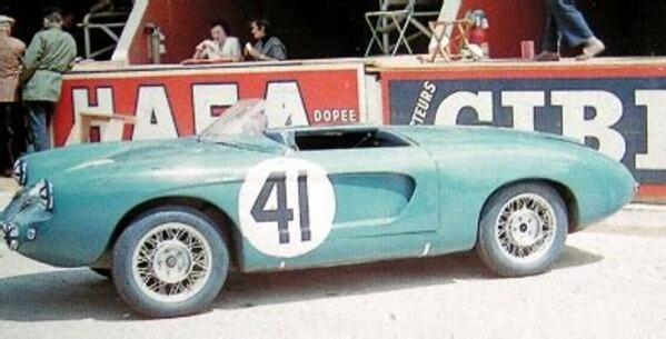 Le Mans 1956
