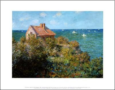 La maison du pêcheur