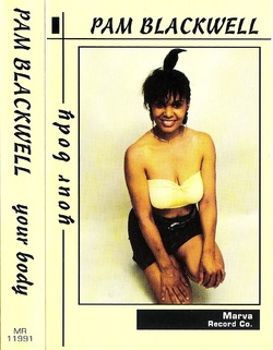 PAM BLACKWELL - YOUR BODY (1993