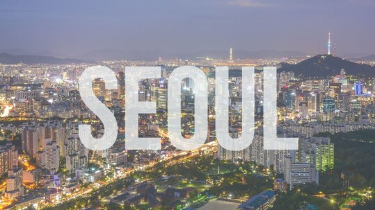 Résultat d'images pour Séoul