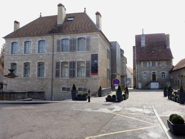 Ornans - Musée Courbet - Maison natale de Gustave Courbet