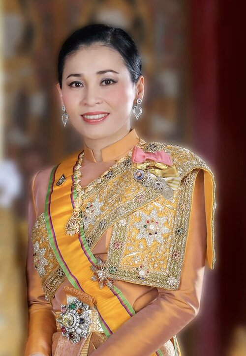 Reine Suthilda de Thaïlande