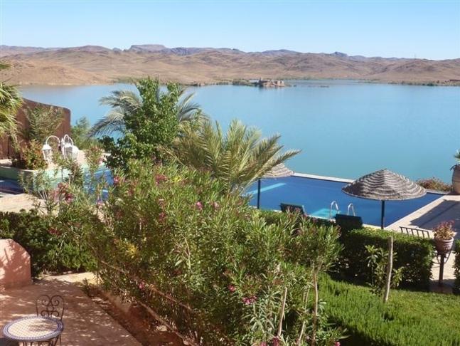Le Lac El Mansour Eddahbi