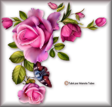 Tube fleurs 2945
