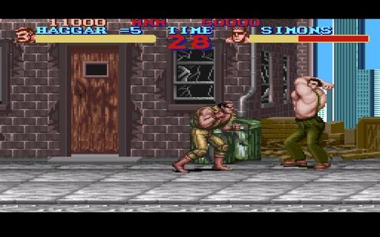 Final Fight ss