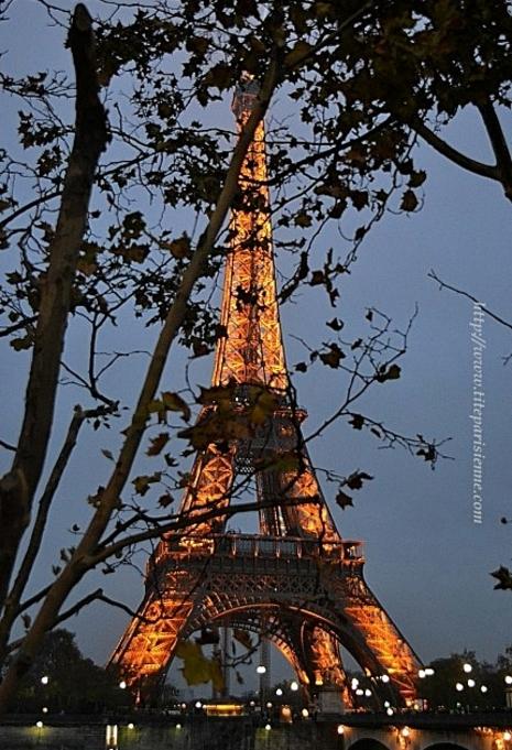 La tour Eiffel prépare un nouveau coup d'éclat pour la fin 2014