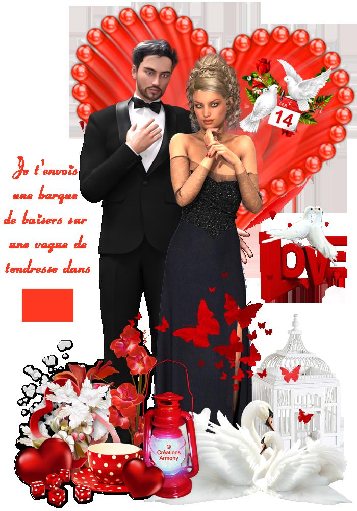 slat coeur st-valentin tubes kordouane