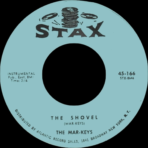 """The Mar-Keys : Album """" The Great Memphis Sound """" Stax Records SD 707 [ US ]"""
