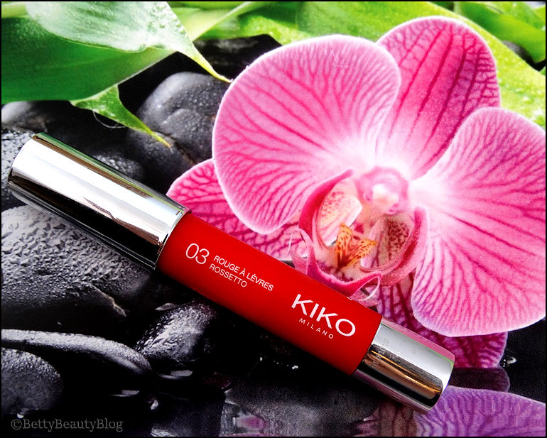 Finish line de kiko les jumbos à lèvres intenses