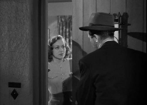Adieu ma belle, Murder my sweet, Edward Dmytryk, 1944