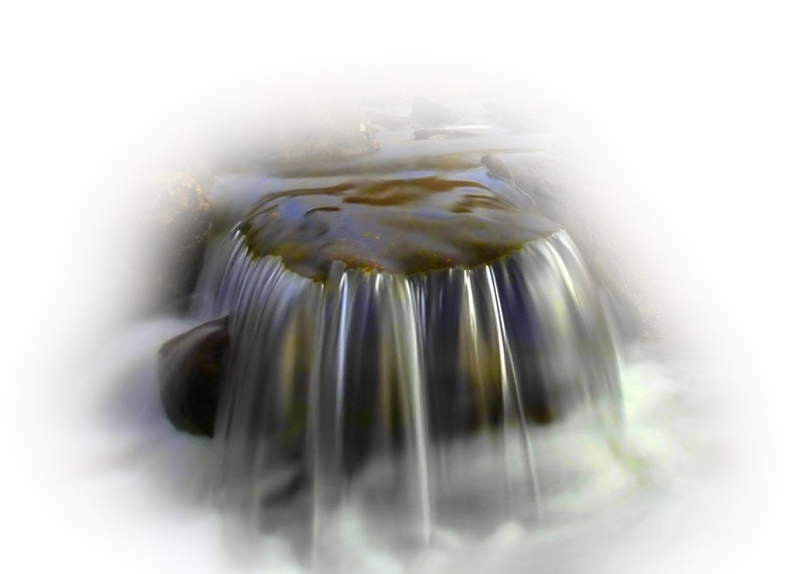 Paysage cascades  etc