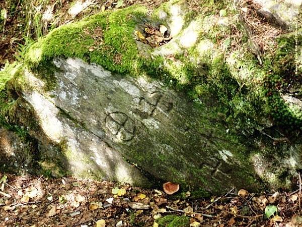 Char-du-soleil-et-svastika-sculptes-dans-la-pierre.JPG