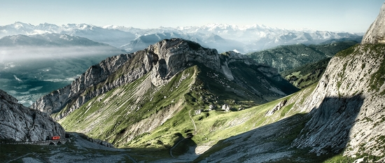 Bergbahnen-Pilatus