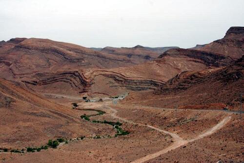 Une vallée spelndide