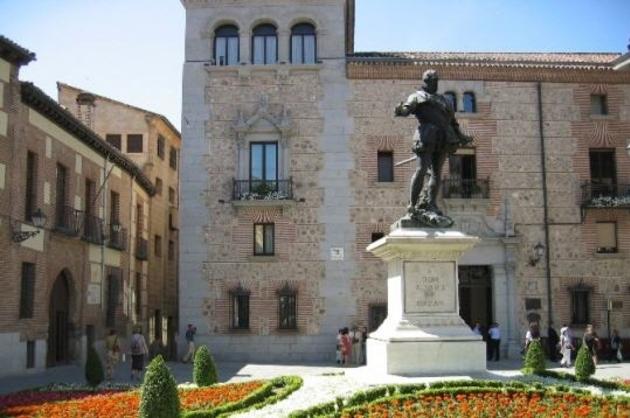 Places madrilènes