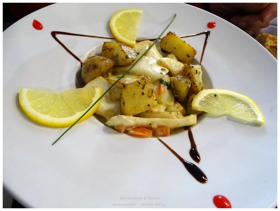 Restaurant Le P'tit Noirmout - Noirmoutier en l'île