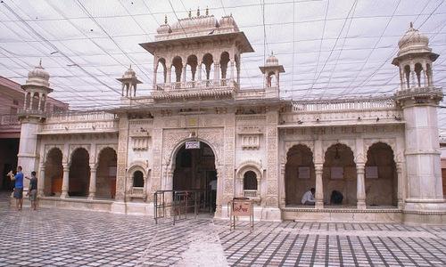 Le temple de Karni Mata à Deshnok...Le Temple des Rats