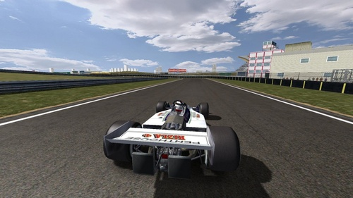 Penthouse Rizla Racing -  Hesketh-308D - Ford Cosworth DFV V8 3.0