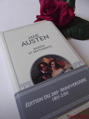 """""""Raison et Sentiments"""" - Jane Austen"""