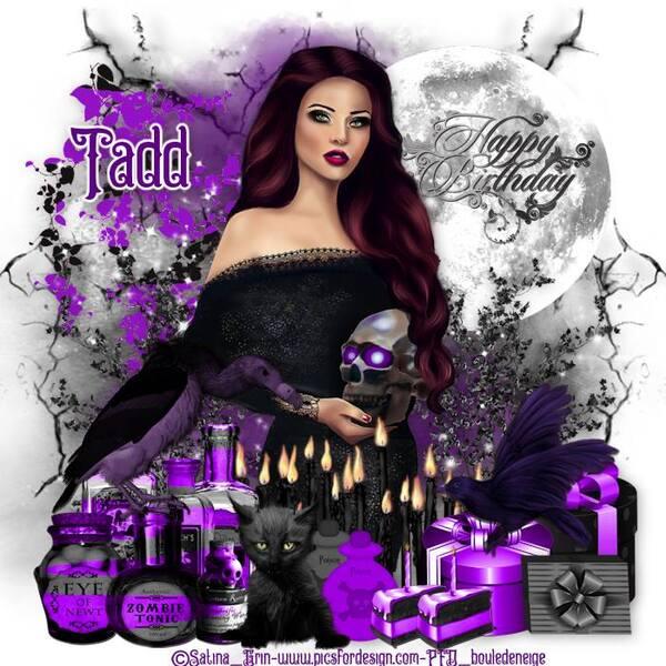 Gothic BirthDay