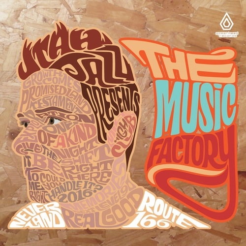 Utah Jazz - The Music Factory (2016) [Drum & Bass, Liquid Funk, Electronic]