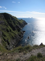 Cliffs of ring of Kerry