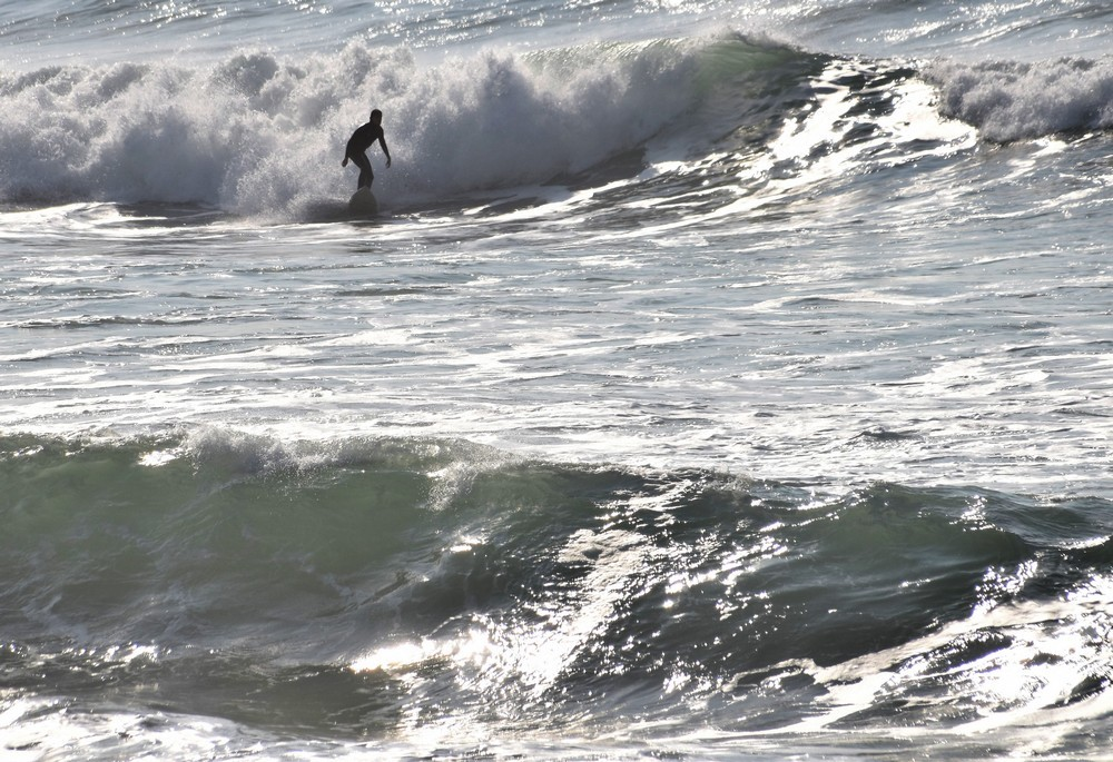 Sports de glisse à Lacanau...