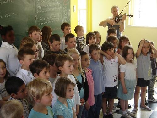 la vie de la classe